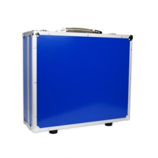 12'' Inch Turntable Case Blue